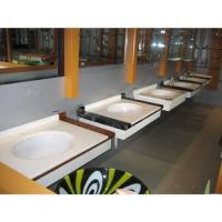 洗面台-卫浴 西安金丽人造石加工厂
