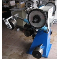 3200mm三头摇柄式多功能砂带机