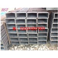 杭州消防设备用100*80*6矩形管价格