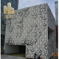 外墙造型雕刻铝单板 铝单板雕花
