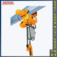 韩国DAESAN电动吊车 EDSM双速变频电动葫芦