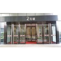 CT型材整体套装门 专业服务 酒店商场超市入口大门