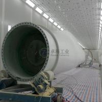 风力发动机扇叶喷涂生产线