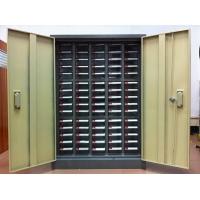 浙江75抽带门样品柜电子元件柜物料柜展示柜化验室样品柜带门