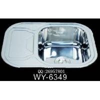 广东|供应拉伸厨房水槽|WY-6349