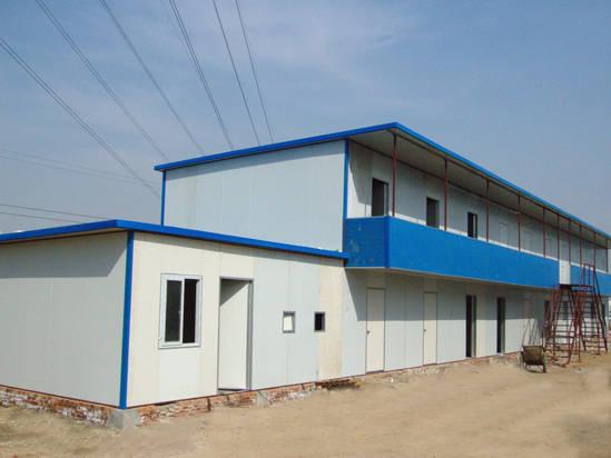 彩钢板房 钢结构厂房 建筑围挡