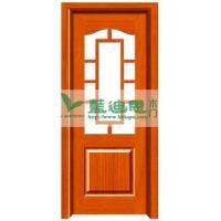 山东玻璃复合烤漆门实木复合门 隔音耐用