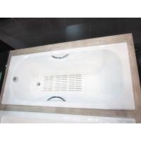 马里布无裙防滑底铸铁浴缸1.5米1.6米1.7米1.8米搪瓷