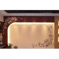 鄭州硅藻泥電視背景墻,沙發背景 墻體裝飾 環保健康