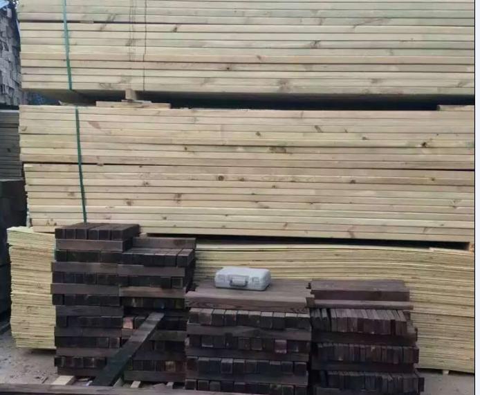 济南碳化木批发厂家18563705255济南碳化木,济南碳化