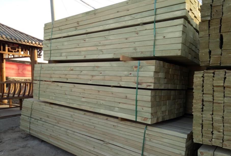 济南防腐木,最优质的济南防腐木,最好的济南防腐木厂家