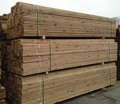 哪个济南防腐木厂家生产批发济南防腐木质量好?认准济南防腐木厂