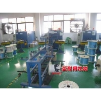 生产网络线的机械设备