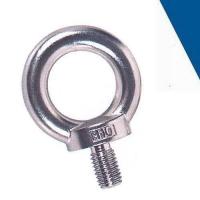 供应吊环螺母/不锈钢环形螺母/广州304螺帽平垫