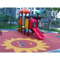 SJ-13MM新型塑胶地坪专业施工