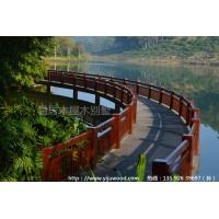 木桥设计施工——首选易居木业