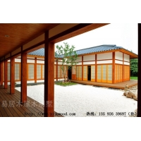 日式风格木屋——易居木业