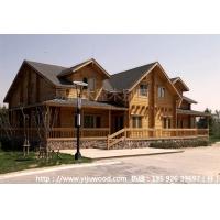 河南易居重型木屋木别墅——河南易居木业