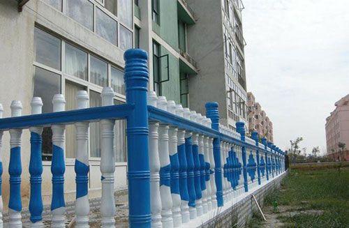 水泥围栏专用漆_海虹老人水性围栏漆 水泥艺术围栏专用漆 护栏漆