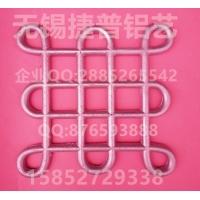 铝合金护栏配件围栏花铝配件铝艺花-无锡捷普铝艺