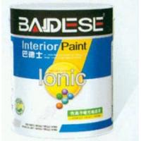 巴德士水性木器漆-负离子哑光墙面漆