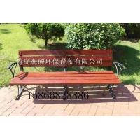 青岛潍坊东营户外公园休闲长椅园林座椅凳子