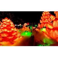 自贡九大彩灯提供最有性价比的春节彩灯