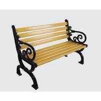 专业制作户外防腐木长凳,户外公园椅