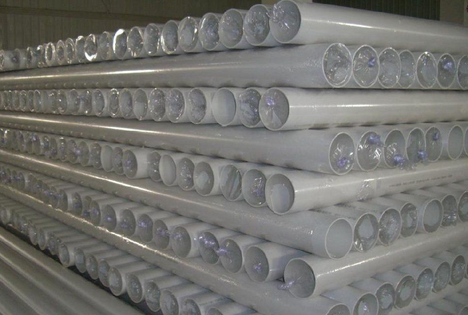 PVC110排水管材