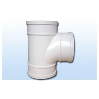PVC顺水三通/PVC管件