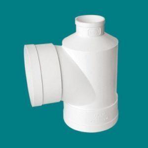 PVC瓶型三通 PVC排水管件