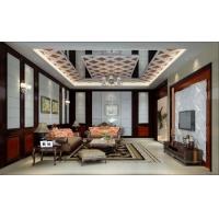 供应用于工装,家装的高分子艺术吊顶和背景墙