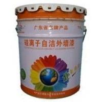 水性氟硅自洁墙面漆