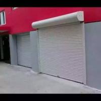 遥控型材门