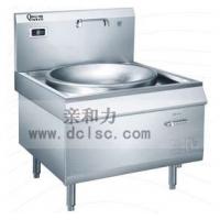 亲和力商用电磁炉 20KW单头大炒灶 800mm大锅灶