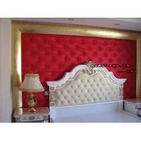 供应优丽雅/中国软装第一品牌 刺绣软包吸隔音背景墙CX-46