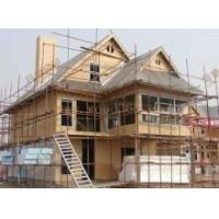 供应轻质钢结构别墅模板