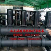 低温补气增焓热水(地暖)机组系列