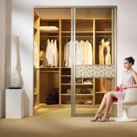 金贝世佳家具-板式衣柜系列