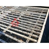 代替木方新型顶板建筑模板支撑钢背楞厂家