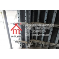 新型剪力墙建筑模板支撑体系
