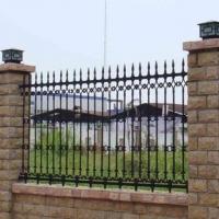 供甘肃锌钢边框护栏和兰州围栏