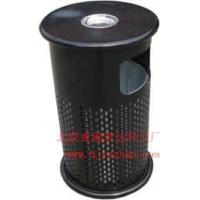 LW-002铁板喷塑垃圾桶