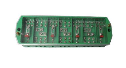 pj1型黑色三相四线电能计量联合接线盒