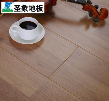 圣象强化复合地板古色沙烟