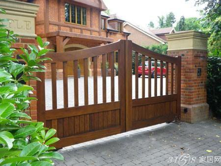远旺锌钢·用锌打造·经典欧式庭院大门