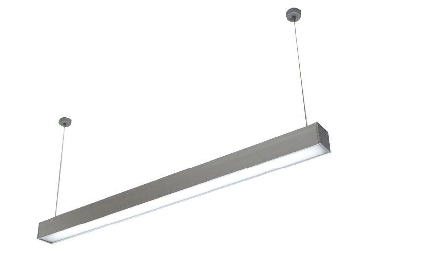供應辦公照明 單管LED吊燈-- 舜朗照明
