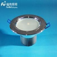3.5吋 7W LED 天花筒灯 经济型