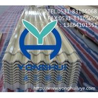 建筑装饰铝镁锰涂层压型铝板屋面板