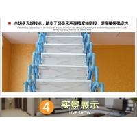 上海阁楼伸缩楼梯电动遥控伸缩楼梯别墅隐形梯子